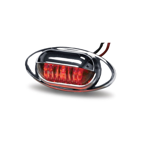 License Plate & Step LED - Red