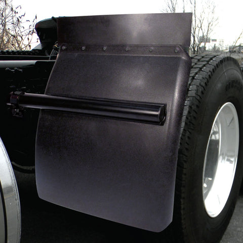 "24"" Poly Quarter Fender Kit with Rolled Edge from TRUX, TFEN-Q20"