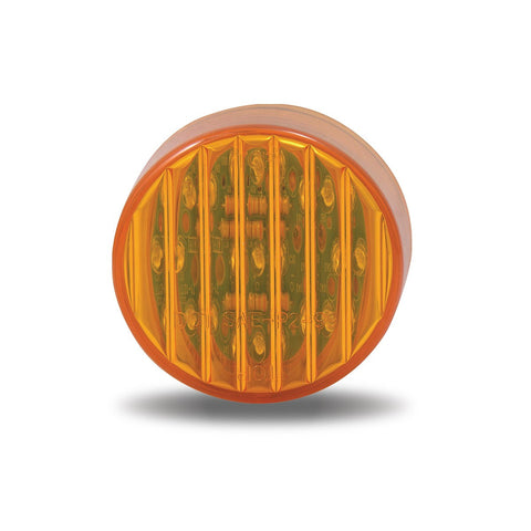 "2"" Round Clear Marker Light"