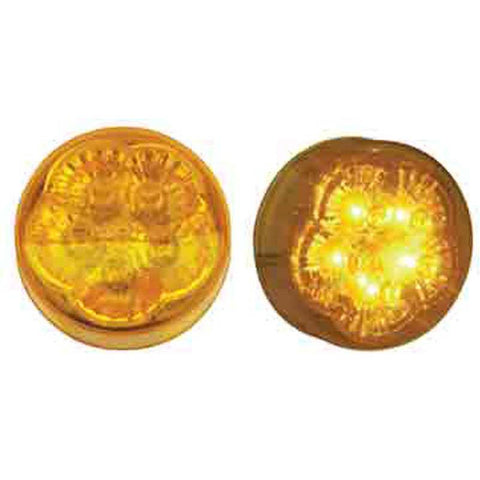 "2"" Super Diode LED - Amber"