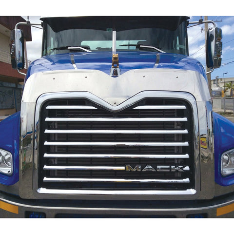 MACK VISION Bug & Side Grill Deflector