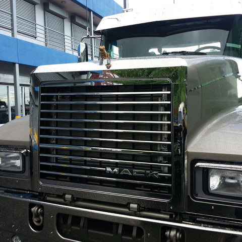 Mack CH Grille Surround for Set Forward Axles