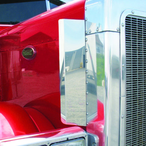 Peterbilt 379 1995-2007 Stainless Steel Grill Guards