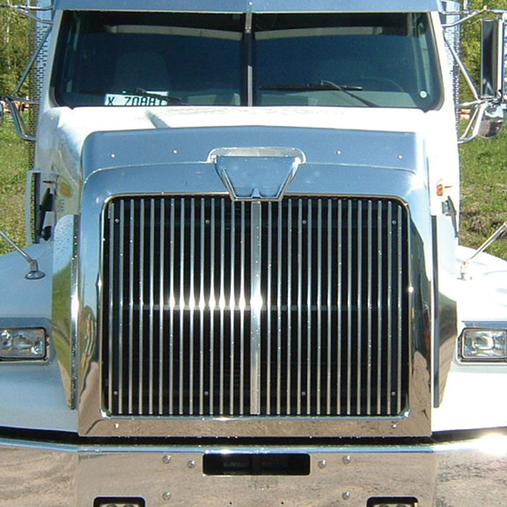 Hoodshield Bug Deflector for Western Star Constellation 4900 CO 1993 ...