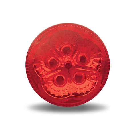 "2 1/2"" Super Diode LED - Red Marker Light"