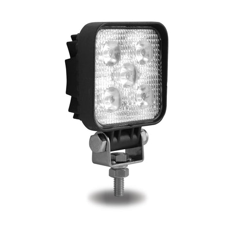 Mini Square LED Spot Work Light - 900 Lumens