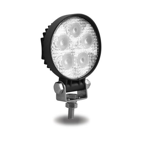 Mini Round LED Flood Worklight - 900 Lumens