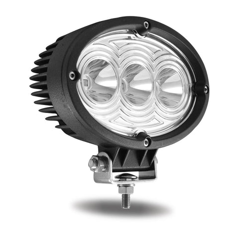 Universal White Cree Oval Work Light - 2700 Lumens