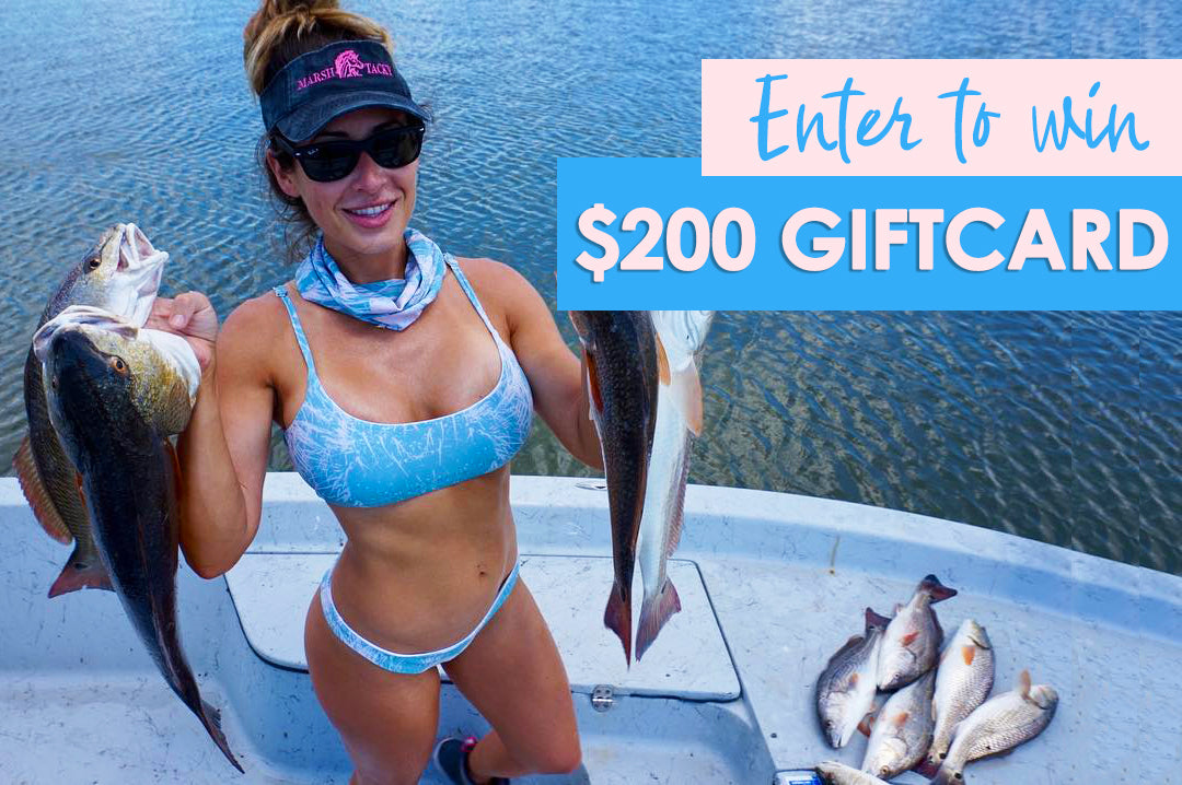 Reel Skipper - Women's Fishing Apparel - $200 Giftcard Giveaway
