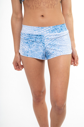 Classic Water Shorts - Blue Scale
