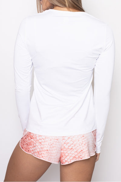 Classic Performance Top - White