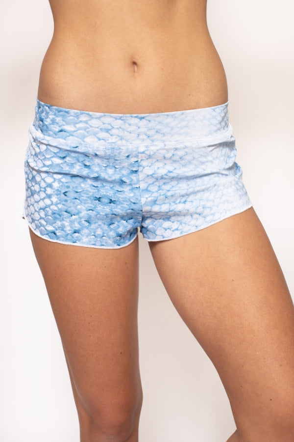 Classic Water Shorts 2.0 - Blue Scale