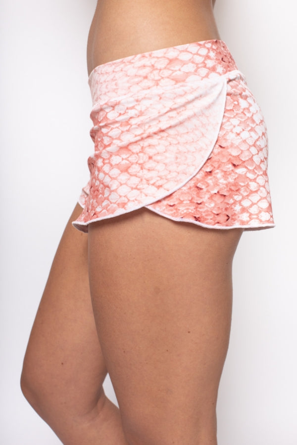 Classic Water Shorts 2.0 - Coral Scale