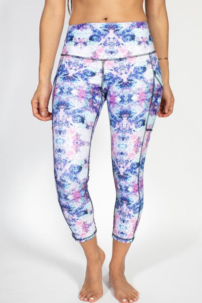 Capri Water Legging - Ray of Light