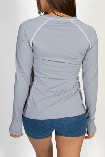 Vented Performance Top - Sand