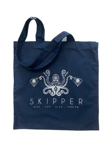 Skipper Tote Bag