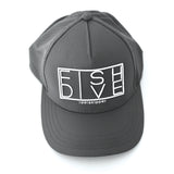 Fish Dive Hat - Charcoal