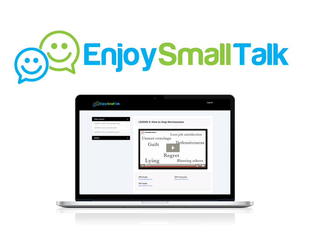 Enjoy Small Talk