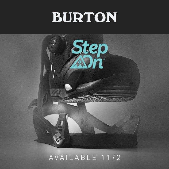 Burton Step On A Huge Success:  Season 3 Back for More for 2020