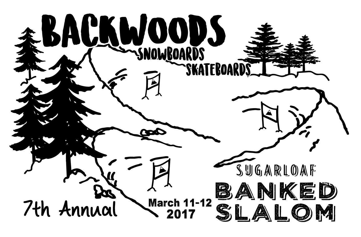 7th Annual Banked Slalom at Sugarloaf Maine