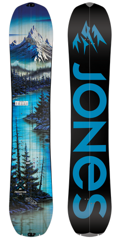 Jones Frontier Splitboard Snowboard 2021