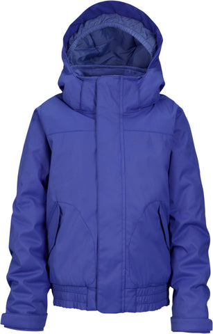 Burton Girls Toddler Minishred Twist Jacket - Sorcerer