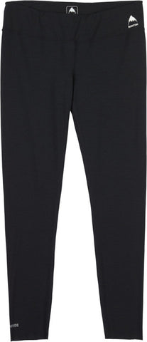 Burton Womens Base Layer Midweight Pant