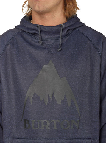 Burton Crown Bonded Pullover Hooded Sweatshirt