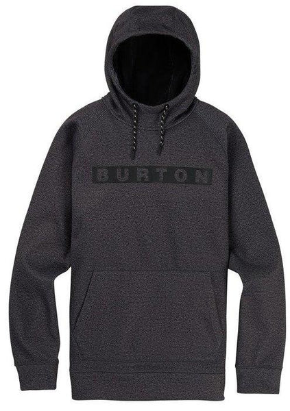 Burton Crown Bonded Pullover Hooded Fleece