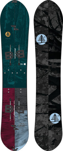 Burton Anti-Social Family Tree Womens Split Board 2018