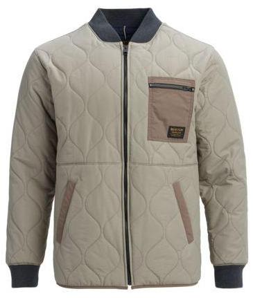 Burton Mallett Bomber Jacket - Hawk / Falcon
