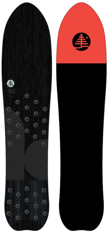 Burton Limited Backseat Driver Family Tree Snowboard 2020