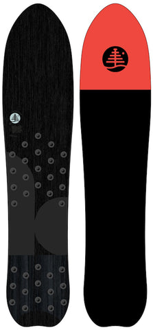 Burton Limited Backseat Driver Family Tree Snowboard 2021