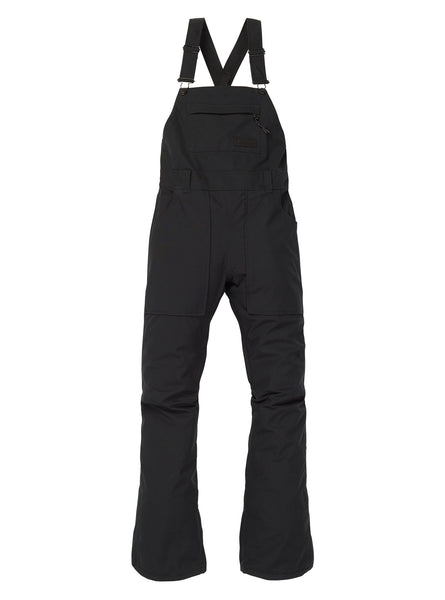 Burton Avalon Womens Bib Pant - True Black