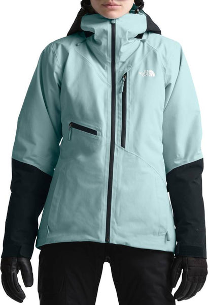 The North Face Lostrail Gore-TEX Womens Jacket - Cloud Blue / TNF Black