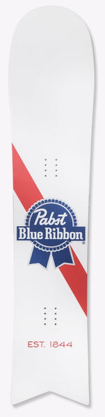 Capita x Pabst Blue Ribbon Spring Break Slush Slasher Snowboard 2021