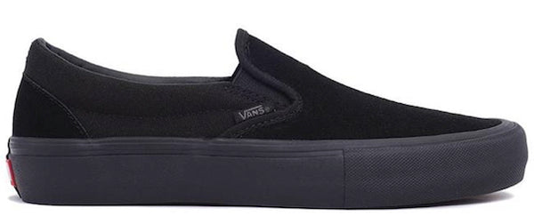 Vans Pro Skate Slip-On - Blackout