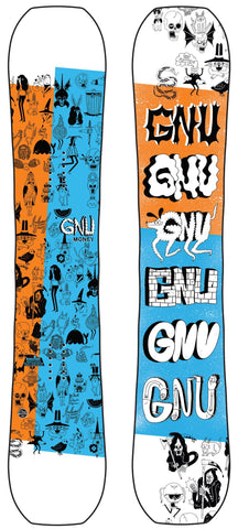 GNU Money Snowboard 2021