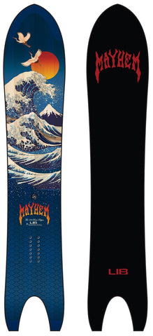 Lib Tech x LOST Retro Ripper Snowboard 2021