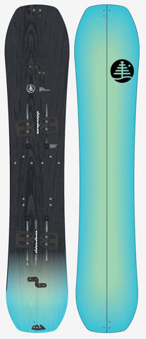 Burton Family Tree Hometown Hero Splitboard Snowboard 2022