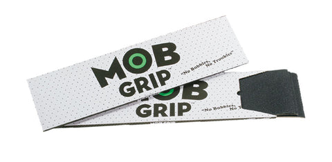 Sheet of Black Mob Skateboard Grip Tape 9 x 33in