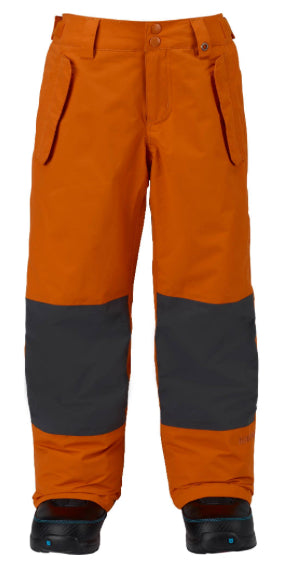 Burton Parkway Boys Pant - Mauset / Faded Iron