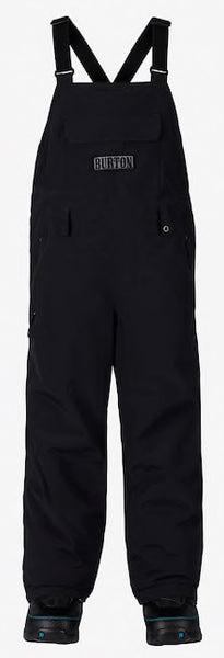 Burton Skylar Bib Girls Pants - Grapeseed