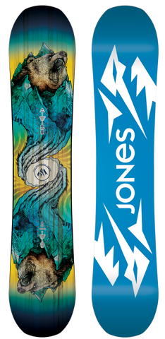 Jones Prodigy Kids Snowboard 2021
