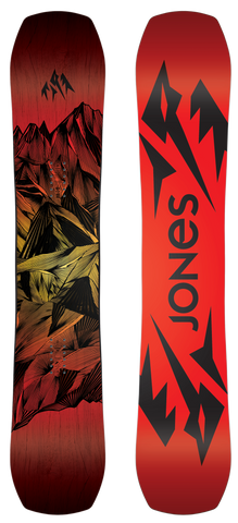Jones Mountain Twin Snowboard 2021