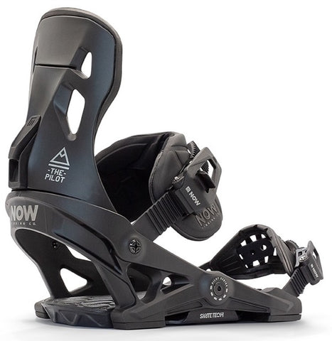 NOW Pilot Snowboard Binding 2021