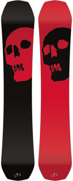 Capita Black Snowboard Of Death 2021
