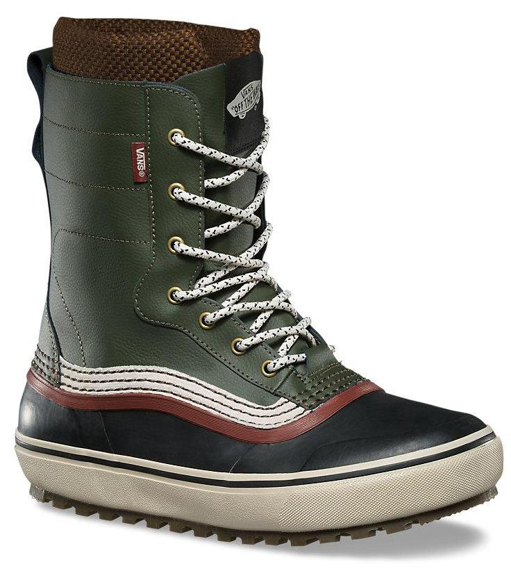 Vans Remedy Boot - Green / Sable