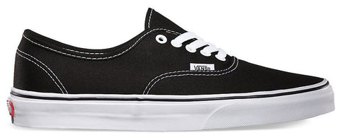 Vans Classic Authentic - Black/White