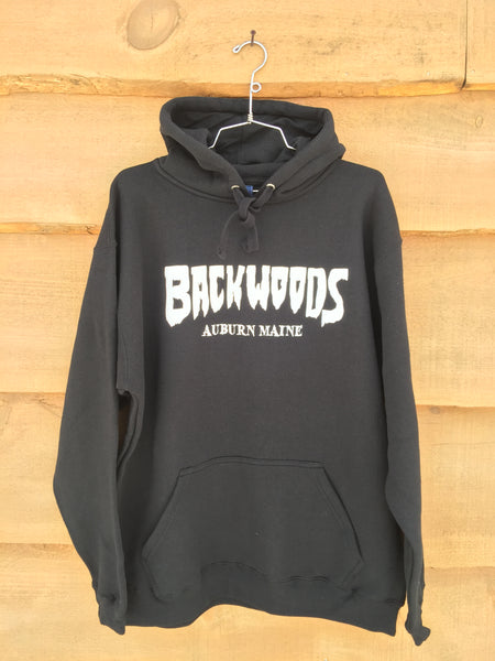 "Backwoods ""Banner"" Hoody - Black"